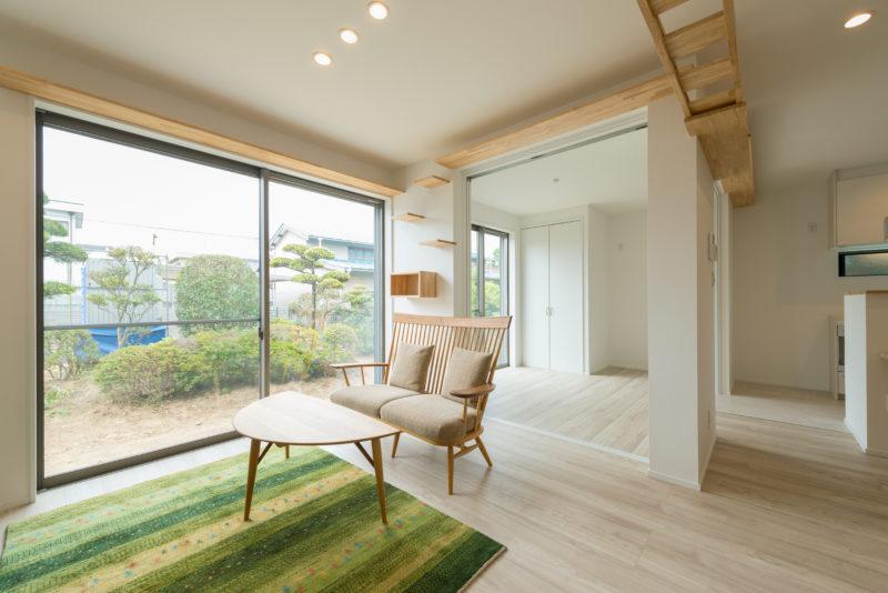 豊橋市の設計事務所 ACT建築設計/豊橋UM邸