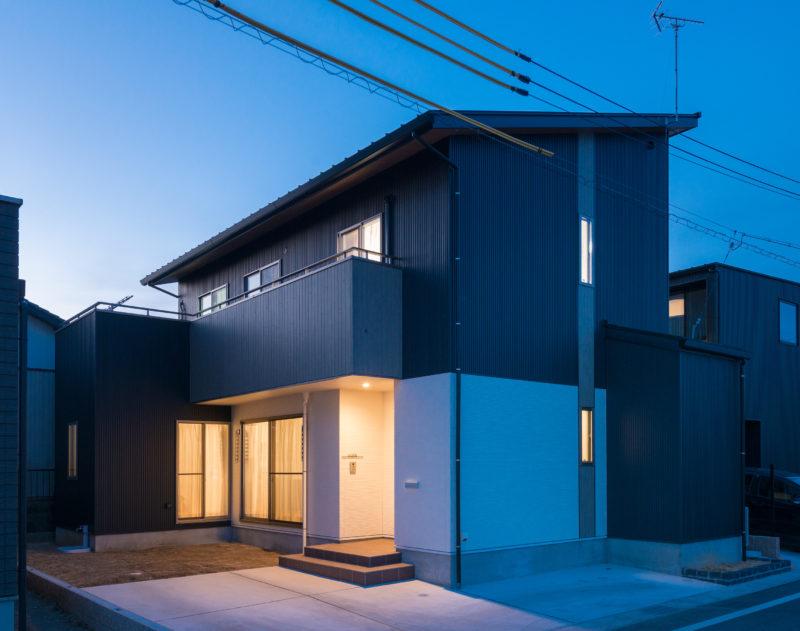 豊橋市の設計事務所 ACT建築設計/豊川市HR邸