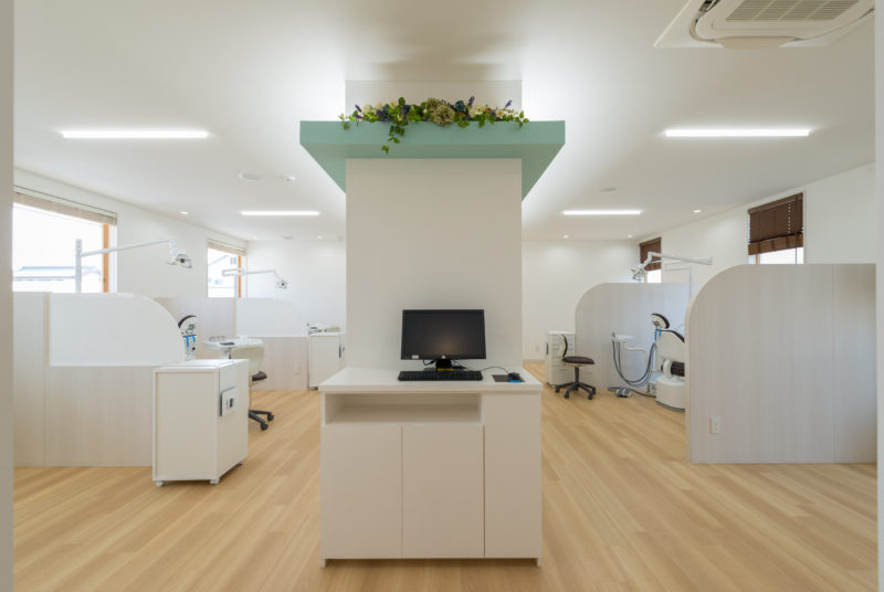 豊橋市の設計事務所 ACT建築設計/豊川市わたなべ歯科