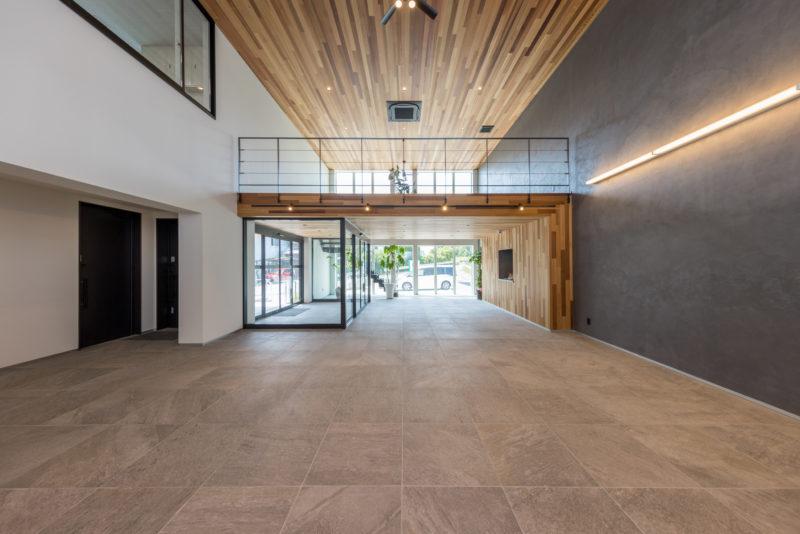 豊橋市内田建設牛川スタジオ/豊橋市の設計事務所 ACT建築設計